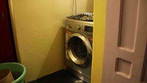 Laundry room| Dharamshala | Above 14000 ft | Forktail Villa
